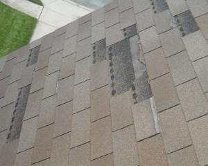 Storm Damage Cornerstone Roofing Contractors